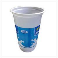 Plastic Lassi Glass