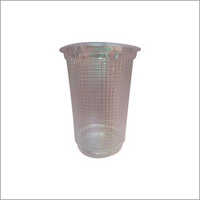 Clear Disposable Plastic Glass