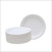 Plain Disposable Plate