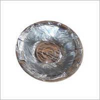 Silver Foil Dona