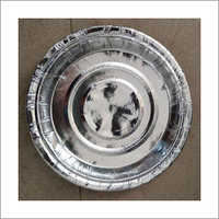 Disposable Silver Foil Paper Plates