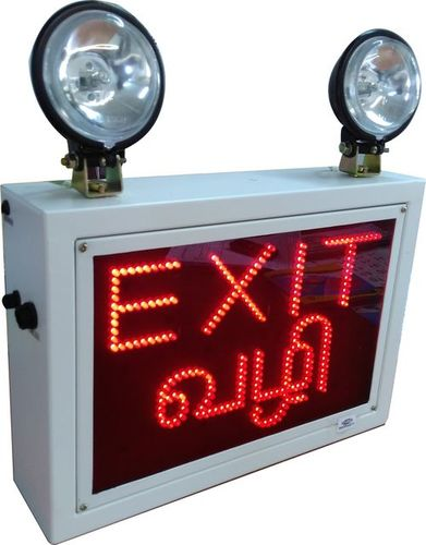 INDUSTRIAL EMERGENCY LIGHT - IEL EVH 110