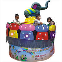 ELEPHANT'S CIRCUS FUN RIDE