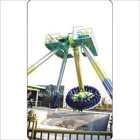 Big Family Amusement Rides