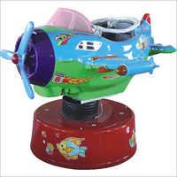 KIDDY RIDE (ROTATING AIRCRAFT)
