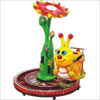 KIDDY RIDE (SNAIL TRAIN)