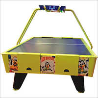 4 PLAYER AIR HOCKEY