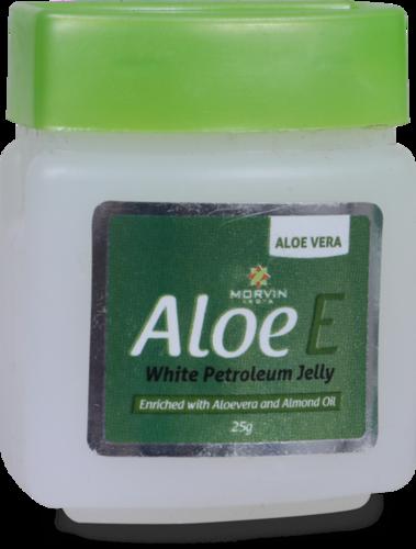 Aloe-E White Petroleum Jelly