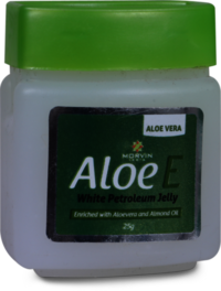 Aloe-E White Petroleum Jelly