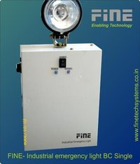 Industrial Emergency Light BCH 55