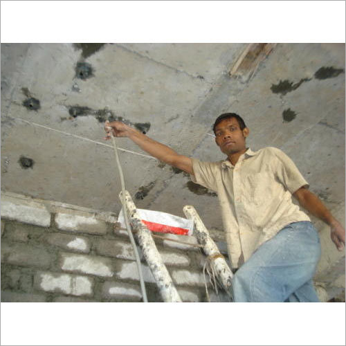 Ceiling Injection Grouting Service