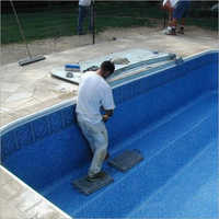 Swimming Pool Chemical Coating Service