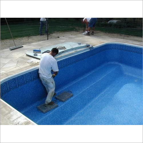 Commercial Swimming Pool Waterproofing Service