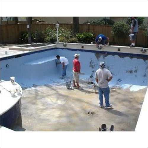 Pool Waterproofing Service