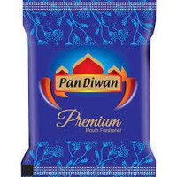 Pan Masala packaging pouch