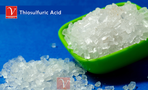 Thiosulfuric Acid, Disodium Salt