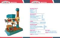Heavy Duty Radial Drill Machine