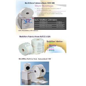 Multi Fibre Fabrics (ISO, AATCC )
