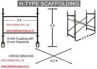 H-Frame Rental Scaffolding