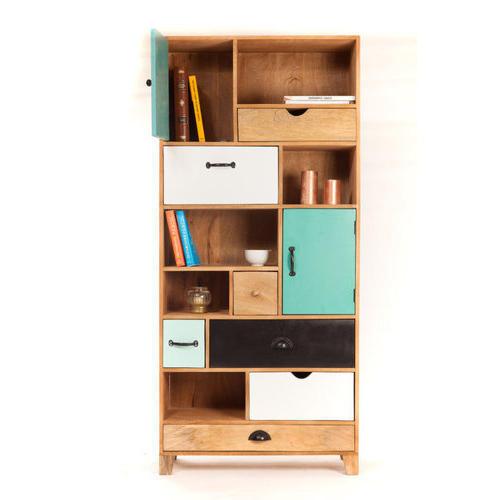 Modular Wooden Cabinet