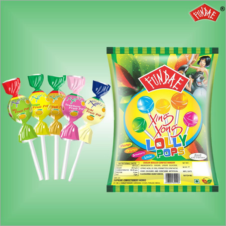 Xing Xong Lollipops