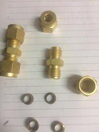 Swagelok Type brass Ferrule fitting