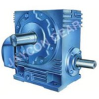 Hot mix plant gearbox