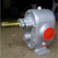 Bitumen Jacketed Pump