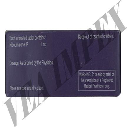 Acenomac 1(Nicoumalone Tablets)