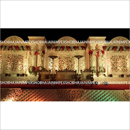 Traditional Grand Reception Stage