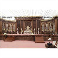 Arabic Style Grand Reception Stage