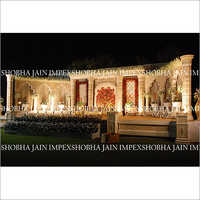 Grand Mughal Reception Stage