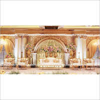 Grand luxurious Wedding Stage Decoration