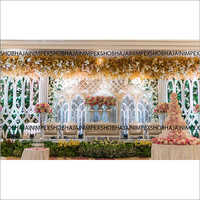 Elegant Reception Stage