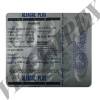 Alfacal Plus(Alfacalcidol Calcium Capsules)