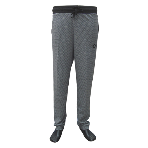 Mens Grey Athlet Lowers