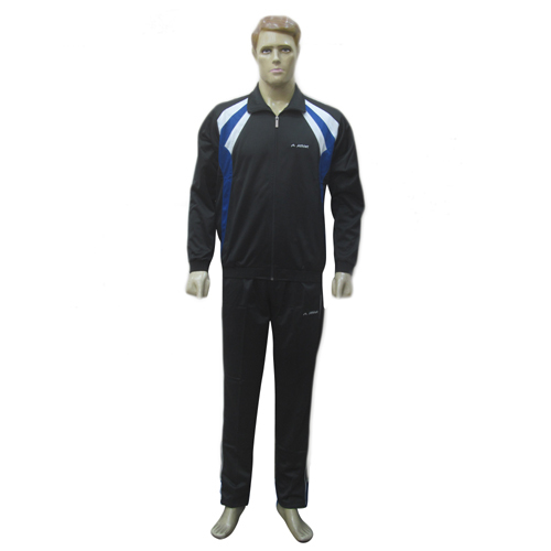 Mens Black Athletic Track Suits