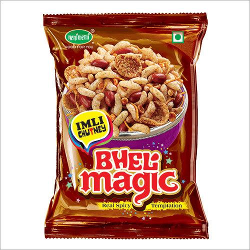 Imli Chutney Bhel Magic