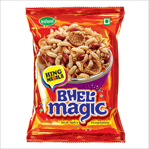 Hing Masala Bhel Magic