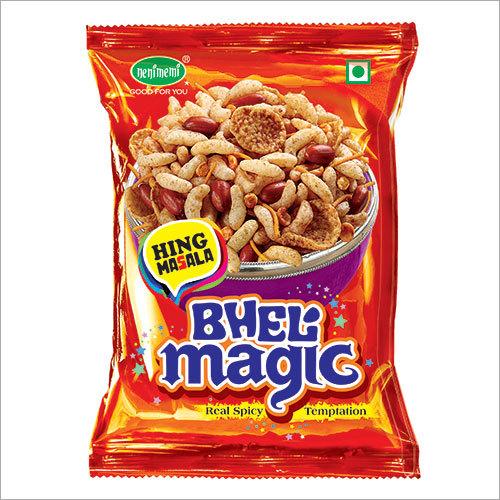 Hing Masala Bhel Magic