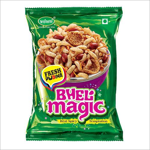 Fresh Pudina Bhel Magic