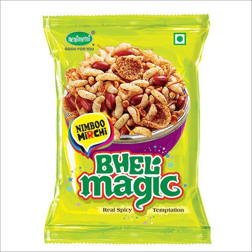 Nimboo Mirchi Bhel Magic