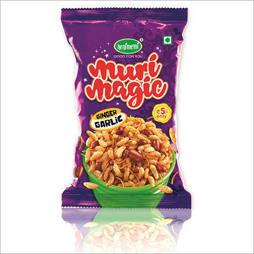Ginger Garlic Muri Magic