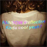 Rainbow Reflective Roll & Sticker