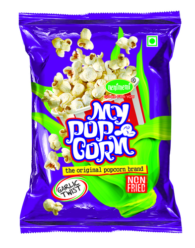 Garlic Twist Popcorn