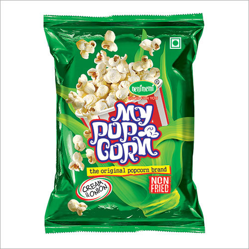Cream & Onion Popcorn