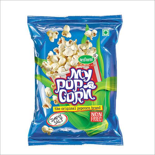 Simply Salt Popcorn