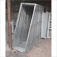 Bis (Isi) Pressed Steel Door Window Frames