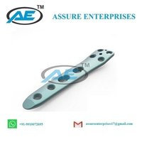 Assure Enterprise Medial Distal Femur 4.5/5.0mm Wise-Lock Osteotomy  Plate