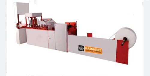 Fully automatic multi size tissue napkin making machine